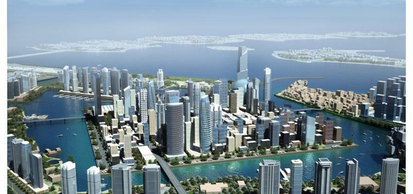 Reclaimed Island – Dubai